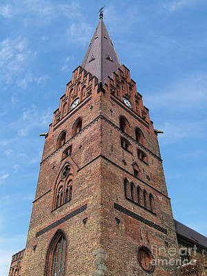 Malmo Photograph - Malmo Church 02 by Antony McAulay