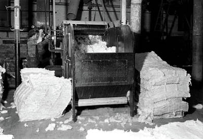 Manchester Mill Photograph - Manchester, New Hampshire - Textiles. Pacific Mills by Litz Collection