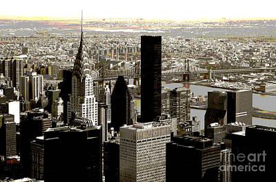 Manhattan Art Print by RicardMN Photography