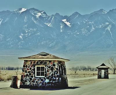 Photograph - Manzanar by Marilyn Diaz