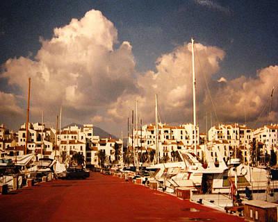 Photograph - Marbella by Patricia Januszkiewicz