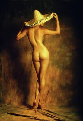 Nude Photograph - Maris by Zachar Rise