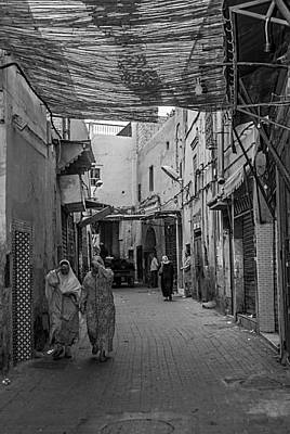 Photograph - Marrakech Souk by Ellie Perla
