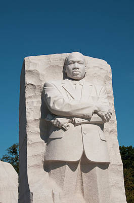 Martin Luther King Jr Memorial Art Print