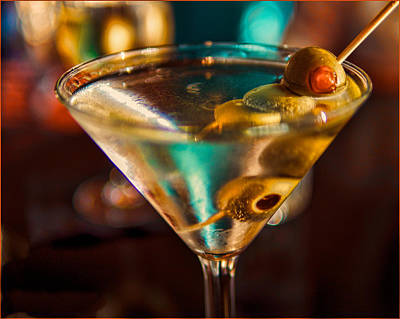 Martini Royalty-Free and Rights-Managed Images - Martini by David Kay