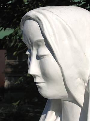 Painting - Mary 2009 by Karl Leonhardtsberger