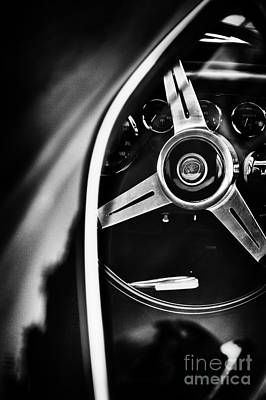 60s Photograph - Maserati 3500 Gt Abstract by Tim Gainey
