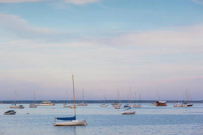Massachusetts, Cape Cod, Provincetown Art Print by Walter Bibikow