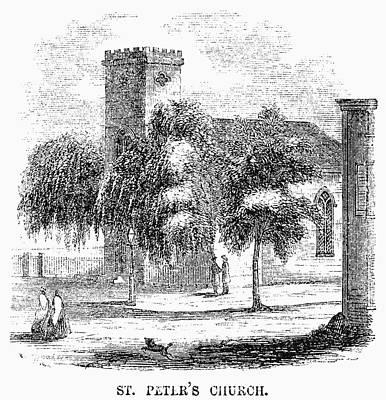 Painting - Massachusetts Salem, 1851 by Granger