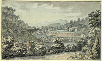 Matlock Bath Print by British Library