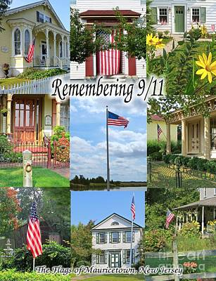 Photograph - Mauricetown Remembers 9/11 by Nancy Patterson