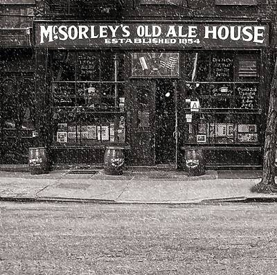Mcsorleys Photograph - Mcsorley's Old Ale House by Doc Braham