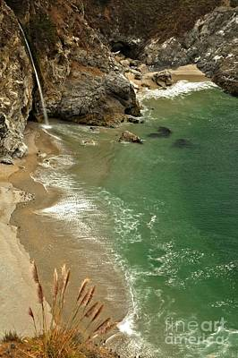 Photograph - Mcway Falls by Adam Jewell