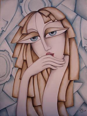 Painting - Memory by Simona  Mereu
