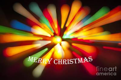 Photograph - Merry Christmas  by Glenn Gordon