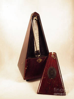 Photograph - Metronome  by Stefano Piccini