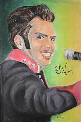 Mexican Elvis Original by Craig Kennedy