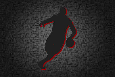 Lebron James Wall Art - Photograph - Miami Heat by Joe Hamilton