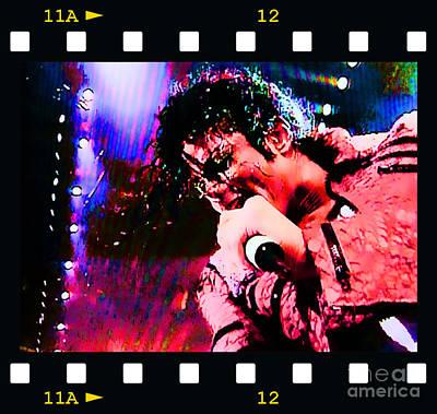 Michael Jackson Art Print by RJ Aguilar