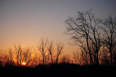 Photograph - Michigan Sunrise by Frank Sciberras