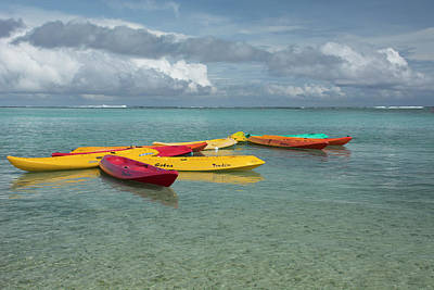 Micronesia Photograph - Micronesia, Mariana Islands by Cindy Miller Hopkins
