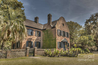 Photograph - Middleton Place  by Dale Powell