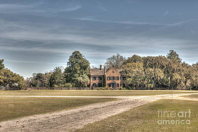 Photograph - Middleton Place Plantation by Dale Powell
