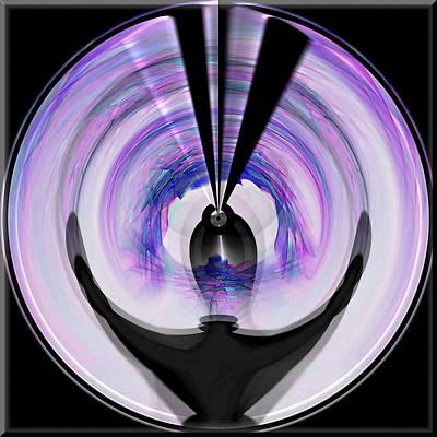 Digital Art - Midnight Bolero by Michael Damiani