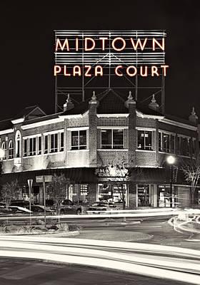Photograph - Midtown Plaza by Ricky Barnard