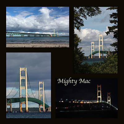 Photograph - Mighty Mac by Mary Bedy