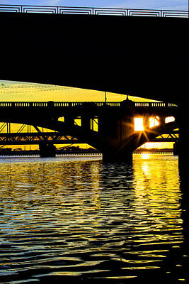 Photograph - Mill Bridge Tempe Arizona by Jodi Jacobson