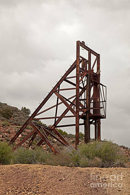 Photograph - Mine by Fred Stearns