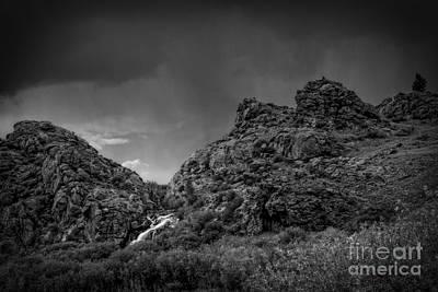 Photograph - Mini Fall by David Waldrop