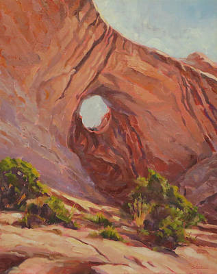 Moab By Morning Original by Shawn Shea