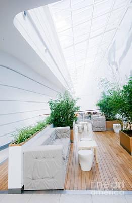 Comfort Photograph - Modern Business Interior by Michal Bednarek