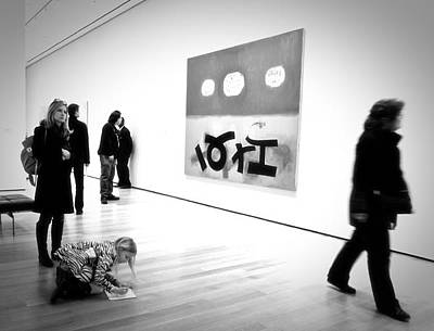Photograph - Moma 2011 by Frank Winters