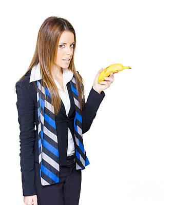 Banana Photograph - Monkey Business by Jorgo Photography - Wall Art Gallery