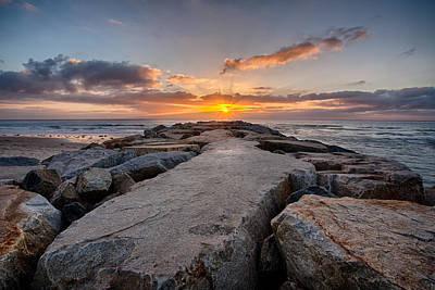 Carlsbad Photograph - Monolith by Peter Tellone