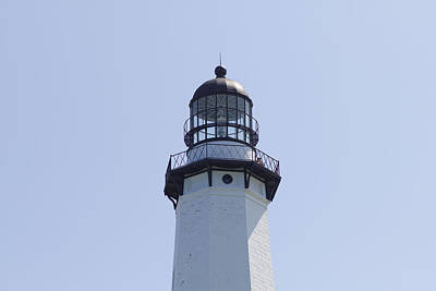 Montauk Lighthouse Long Island New York Art Print