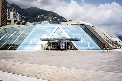 Spot Of Tea - Monte Carlo by Chris Smith