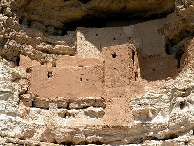 Photograph - Montezuma's Castle Arizona by Becky Erickson