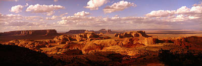 Monument Valley, Arizona, Usa Art Print by Panoramic Images