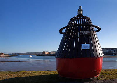 Moresby Memorial Bouy , County Art Print by Panoramic Images