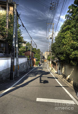 Photograph - Morning In Kyoto by David Bearden