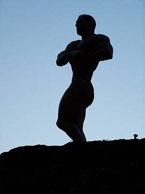 Photograph - Morning Muscle by Jake Hartz