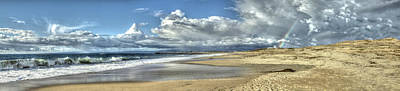 Photograph - Moss Landing After The Rain by SC Heffner