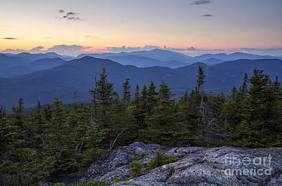 Mount Chocorua Scenic Area - Albany New Hampshire Usa Art Print
