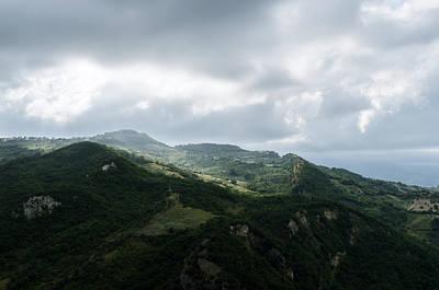 Photograph - Mountain Landscape by Andrea Mazzocchetti