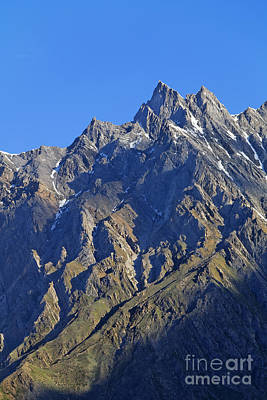 Mountains Of The Karakoram Art Print by Robert Preston