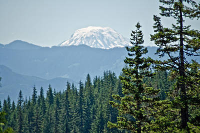 Photograph - Mt. Adams by Tikvah's Hope